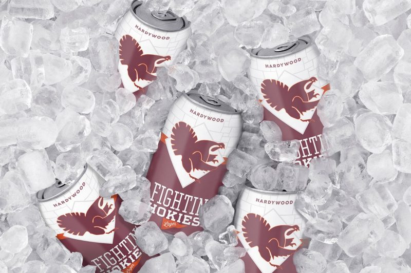 Fightin' Hokies Beer